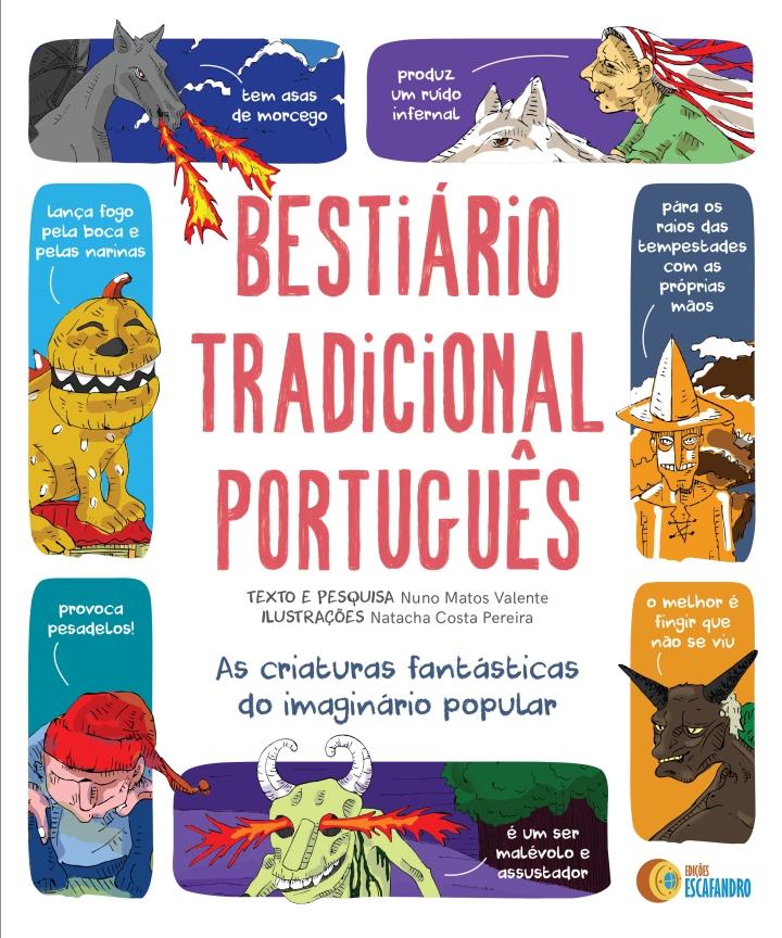 Resultado de imagem para Bestiário Tradicional Português